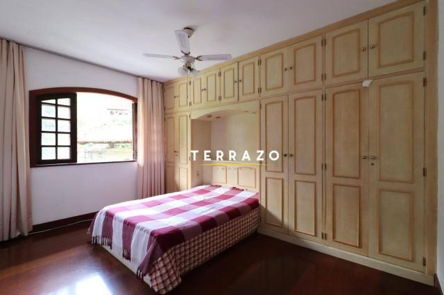 Casa para alugar, 1000 m² por R$ 1.500,00/dia - Golfe - Teresópolis/RJ - Foto 20