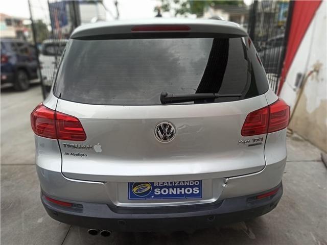 Volkswagen Tiguan 2.0 tsi 16v turbo gasolina 4p tiptronic - Foto 6