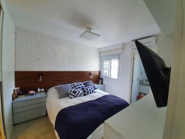 Aconchegante Apartamento no Alto de Pinheiros, com 1 quarto, sendo 1 suíte, 2 vagas e área - Foto 17
