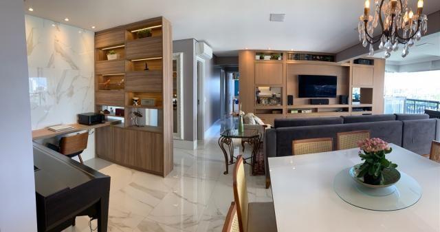Apartamento no Jardim Flor da Montanha, com 3 quartos, sendo 3 suítes e área útil de 122 m - Foto 20