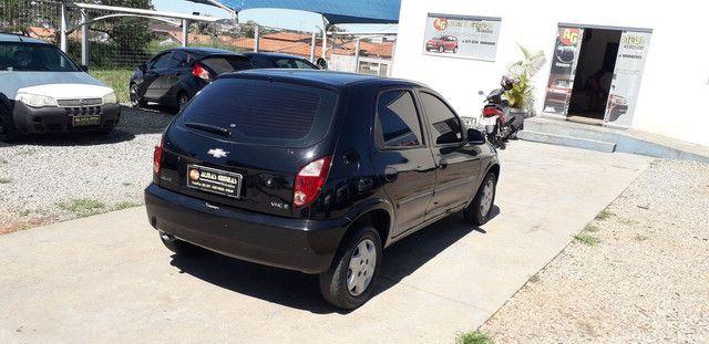 CELTA 1.0 2011 SPIRIT  COMPLETO VENDO OU TROCO  - Foto 6