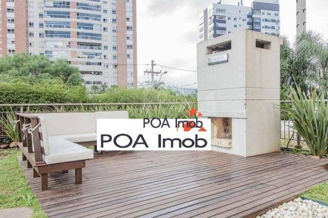 Apartamento com 2 dormitórios à venda, 114 m² por R$ 964.000,00 - Jardim do Salso - Porto  - Foto 19