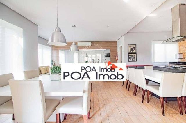 Apartamento com 2 dormitórios à venda, 114 m² por R$ 964.000,00 - Jardim do Salso - Porto  - Foto 18