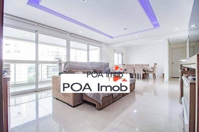 Apartamento com 2 dormitórios à venda, 114 m² por R$ 964.000,00 - Jardim do Salso - Porto  - Foto 7