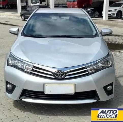 Toyota Corolla Gli 1.8 automatico ano 2015 - Foto 5