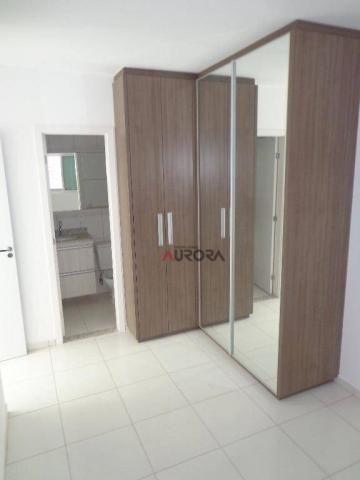 Apartamento com 2 dormitórios para alugar, 52 m² por R$ 1.300,00/mês - Vila Brasil - Londr - Foto 3