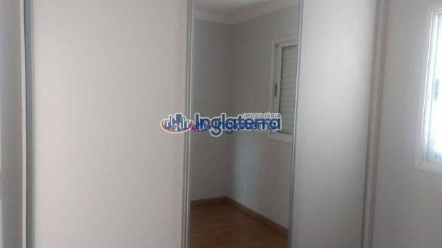 Apartamento com 3 dormitórios à venda, 75 m² por R$ 295.000 - Vale dos Tucanos - Londrina/ - Foto 15