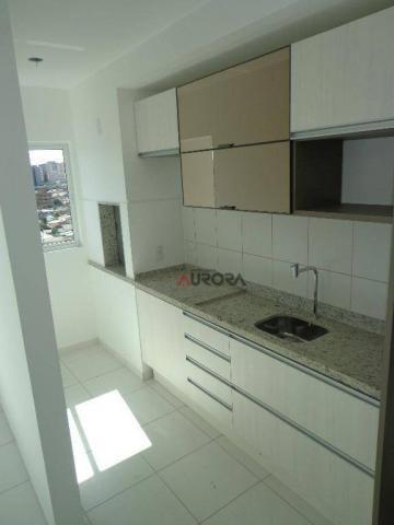 Apartamento com 2 dormitórios para alugar, 52 m² por R$ 1.300,00/mês - Vila Brasil - Londr - Foto 7