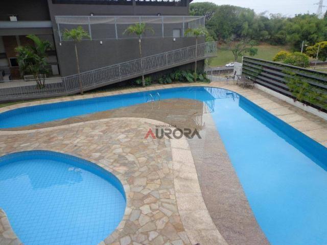 Apartamento com 2 dormitórios para alugar, 52 m² por R$ 1.300,00/mês - Vila Brasil - Londr - Foto 10