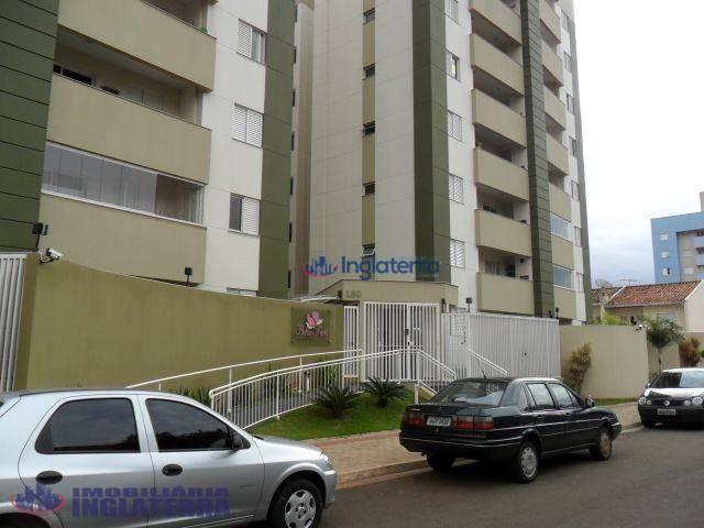 Apartamento com 3 dormitórios à venda, 75 m² por R$ 295.000 - Vale dos Tucanos - Londrina/ - Foto 2