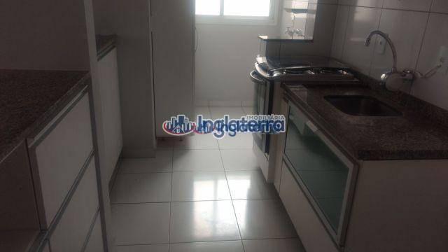 Apartamento com 3 dormitórios à venda, 75 m² por R$ 295.000 - Vale dos Tucanos - Londrina/ - Foto 8