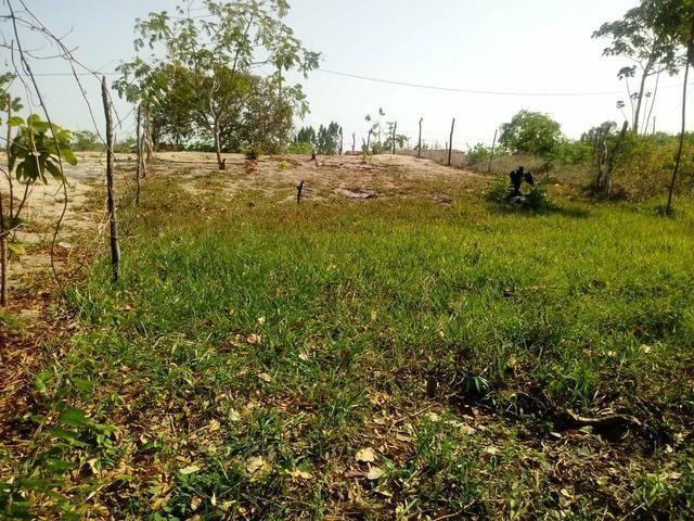 Vendo ou troco este terreno p veicolo(carro ou moto)R$ 7.500 - Foto 2