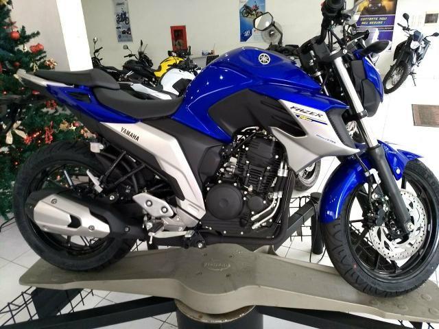 Entrada de R$ 4100 + 48x 598 Yamaha Fazer 250cc ABS 21/21 Imperdível - Foto 14