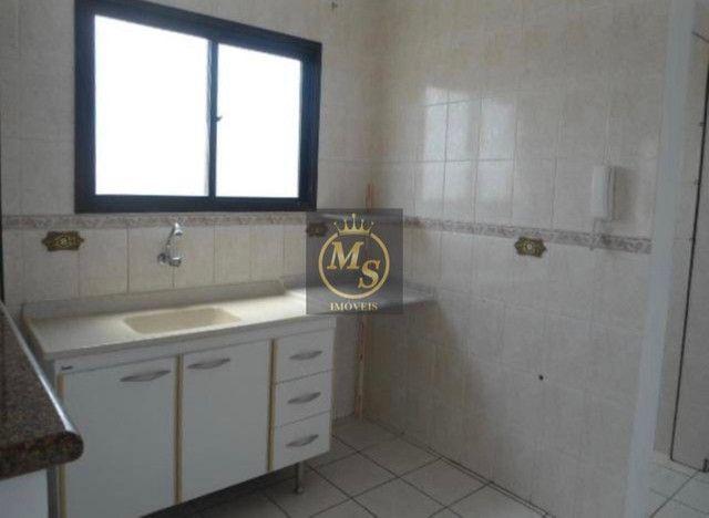 Apartamento 01 dormitório com elevador na Vila Guilhermina - Foto 4