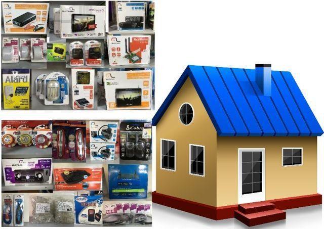 T.R.O.C.O -> LOTE de Peças Informática e Eletrônicos -> POR -> Á.G.I.O -> DE -> C.A.S.A - Foto 4
