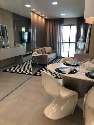 Com 78,6m² seu novo apartamento é na Ponta Verde - Foto 15