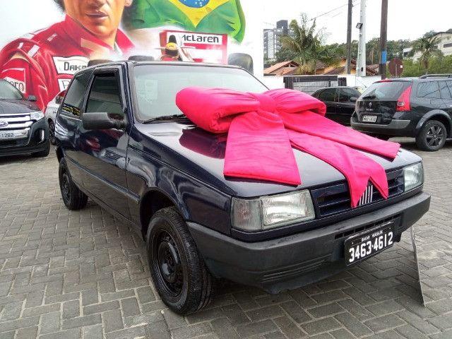 Fiat uno 1998 ex (relíquia) - Foto 2