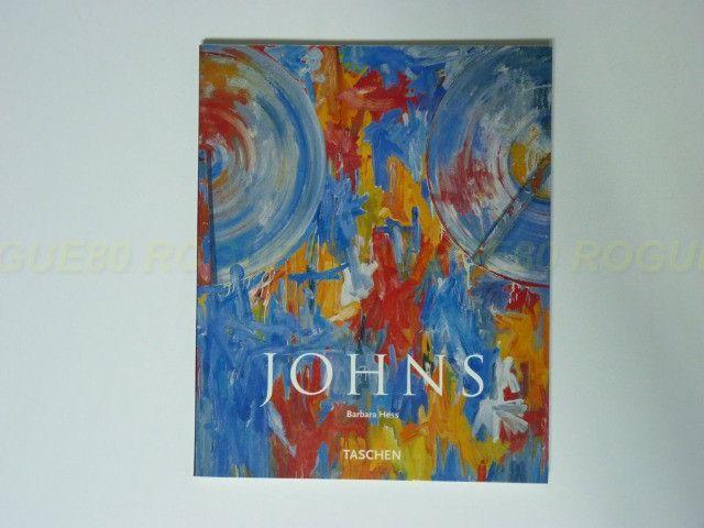 Jasper Johns (Barbara Hess)