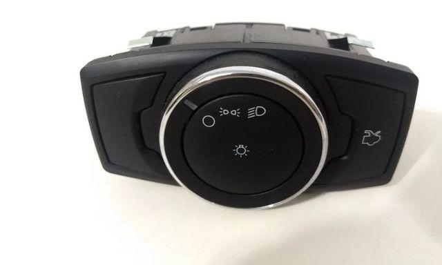 Botão Chave Interruptor Faróis E Porta Mala Ford Novo Ka! - Foto 3