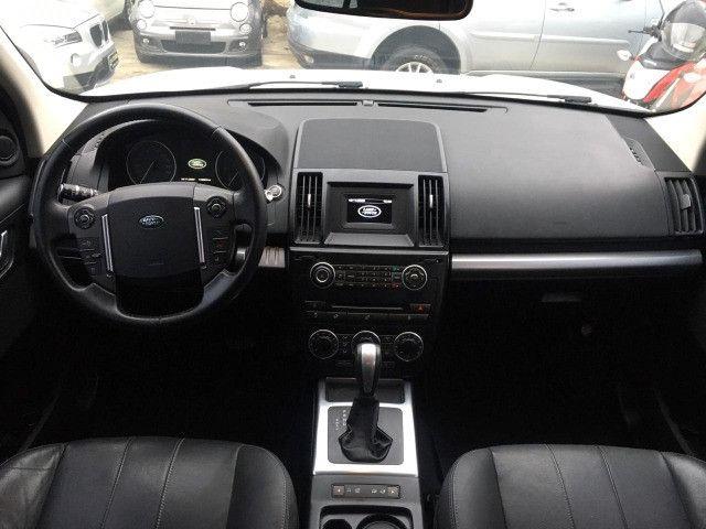 Land Rover Freelander 2013 S Turbo Diesel(sd4)2.2tb+4x4+aut/tip+absurdamente novíssima!!! - Foto 12
