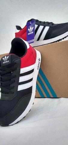 Adidas neo vermelho - Foto 3
