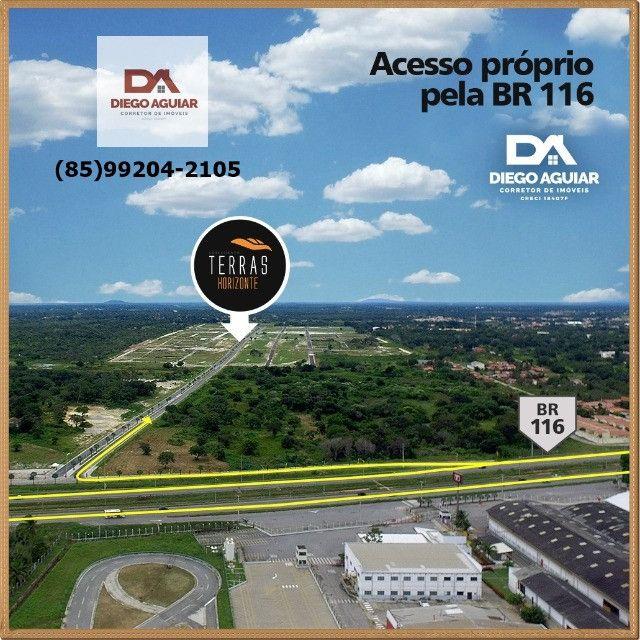 Loteamento Terras Horizonte#Invista no melhor - Foto 12
