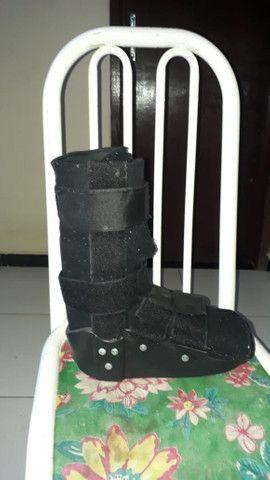 Vendo bota de imobilização membro inferior - Foto 4