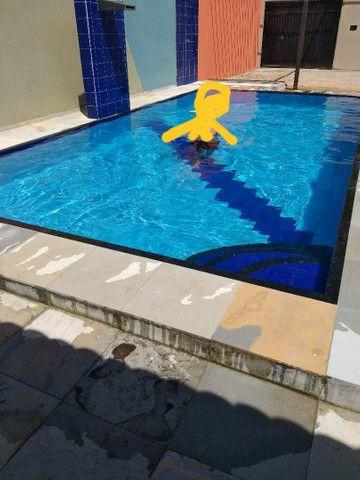 Casa com piscina no novo Iguape R$  600,00 final de semana comum , sexta a domingo. - Foto 6