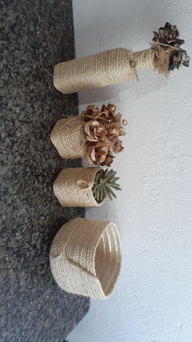 Cachepot artesanal