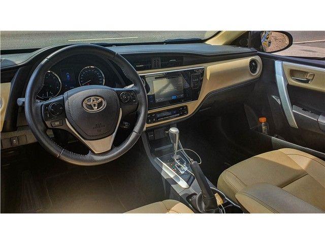 Toyota Corolla 2018 2.0 altis 16v flex 4p automático - Foto 8