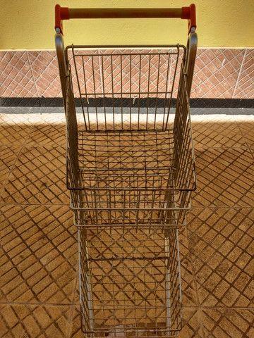 Carrinhos de supermercado - Foto 6