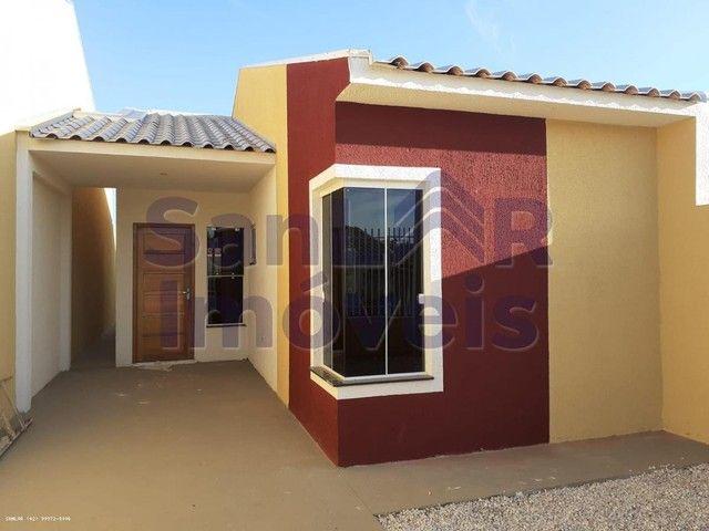 Casa para Venda em Ponta Grossa, Nova Ponta Grossa, 2 dormitórios, 1 banheiro, 1 vaga - Foto 2