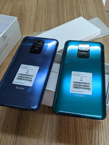 Venda de celular xiaomi novo, note 9, 128gb, com qualidade e garantia.  - Foto 2