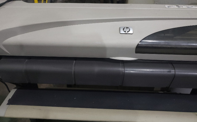 Impressora Plotter Hp Designjet 500 - Bivolt - Usada - Foto 4