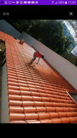 Limpeza de telhado  - Foto 5