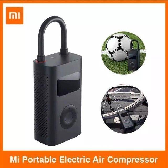 Mini compressor da xiaomi originais entrega grátis
