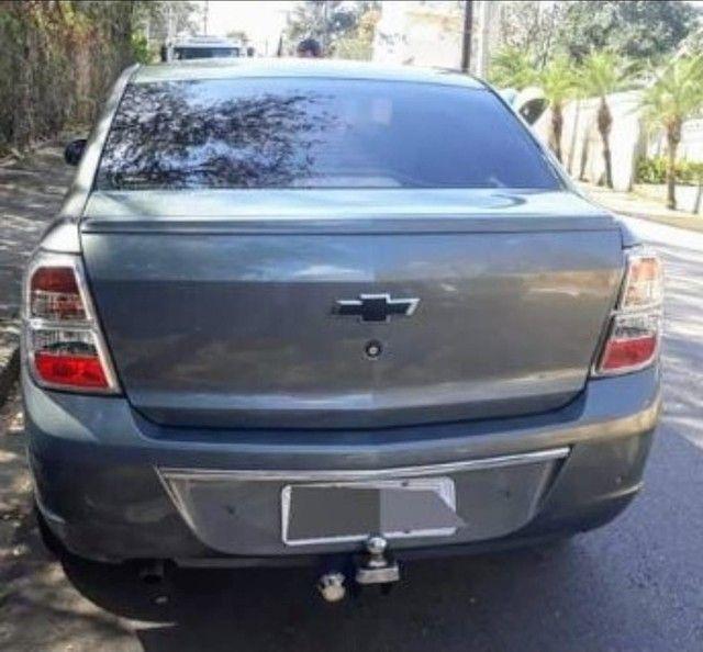 Chevrolet Cobalt Ltz 1.8 Automático Completo + Couro - Foto 2