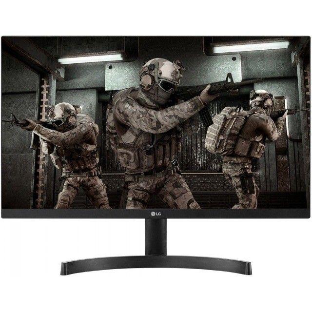 Monitor Lg Gamer 24 Led IPS Full HD 1Ms de Resposta HDMI - Foto 3