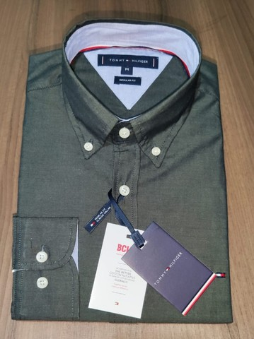 Camisas Sociais Tommy Hilfiger