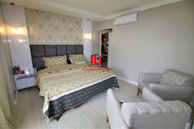 Apartamento com 3 suítes na Orla da ponta negra - Edifício castelli - Foto 11