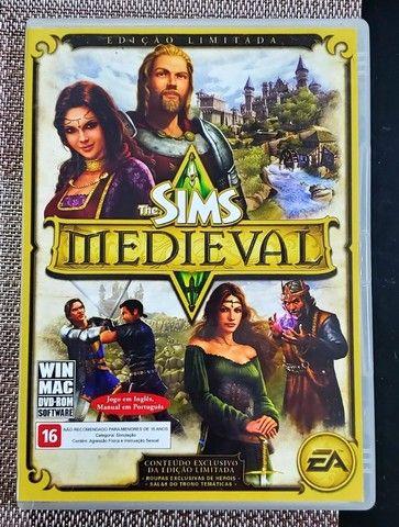 The Sims Medieval PC - Usado