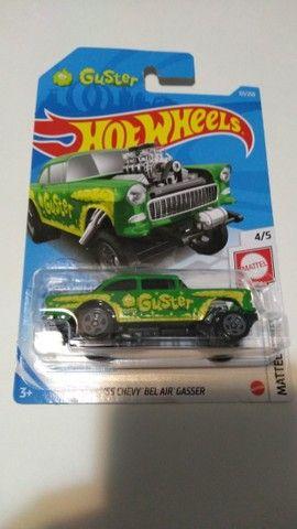 Hot Wheels - '55 Chevy Bel Air Gasser - Guster