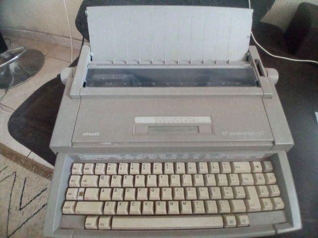 Maquina de datilografia  - Foto 4