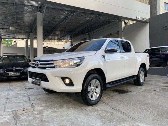 Toyota Hilux SRV 2.7 2018 Flex (81) 3877-8586 (zap)