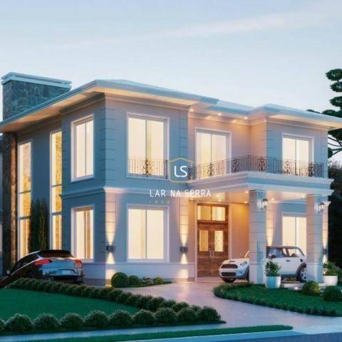 Casa com 4 dormitórios à venda, 450 m² por R$ 2.700.000,00 - Centro - Canela/RS