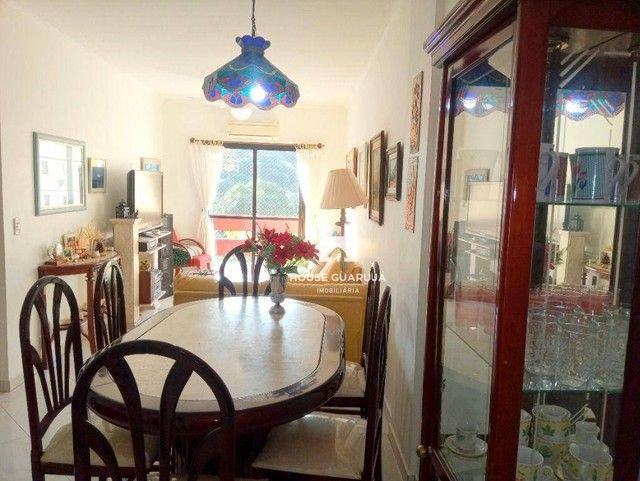 Apartamento com 2 dormitórios à venda, 68 m² por R$ 260.000,00 - Enseada - Guarujá/SP - Foto 2