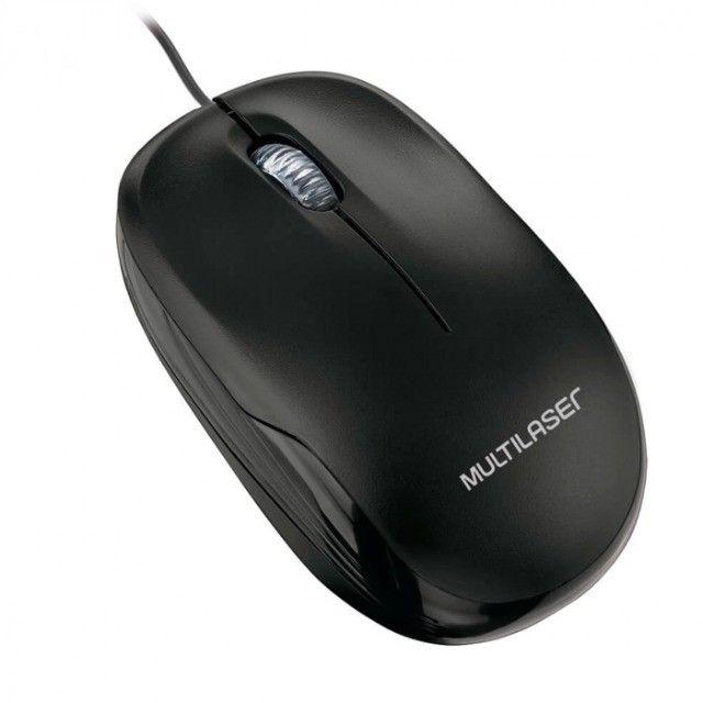 mouse box optico com fio usb 1200dpi mo255 preto