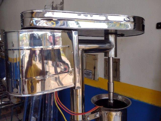 Máquina de açaí de inox  - Foto 3