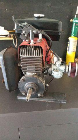 Motor para rabeta - Foto 3
