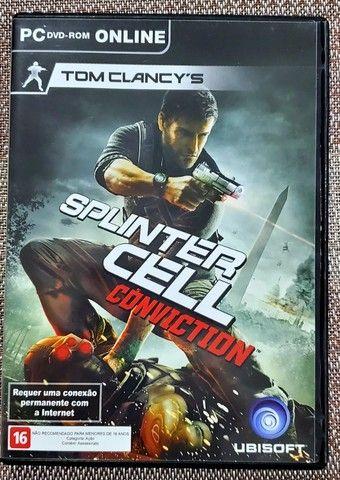 Tom Clancy's Splinter Cell Conviction PC
